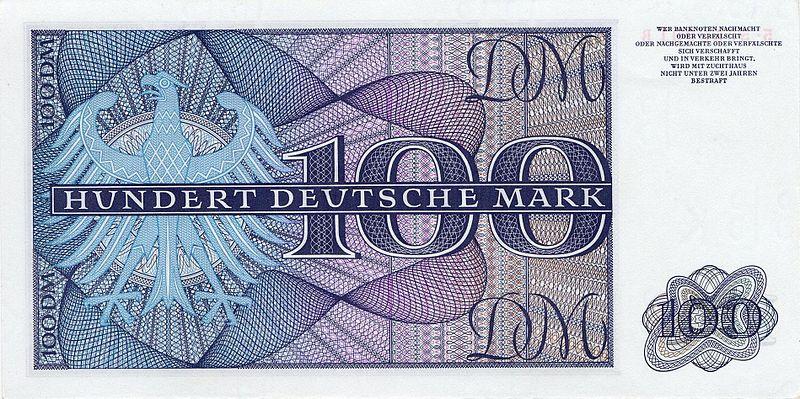 Neue Deutsche Mark