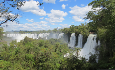 Cataratas de Iguazu lado Argentino