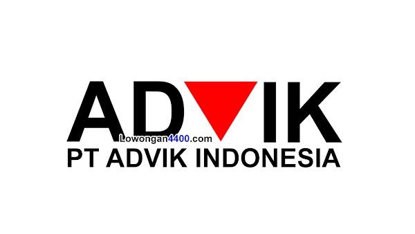 Lowongan Kerja PT. Advik Indonesia Cikarang 2020