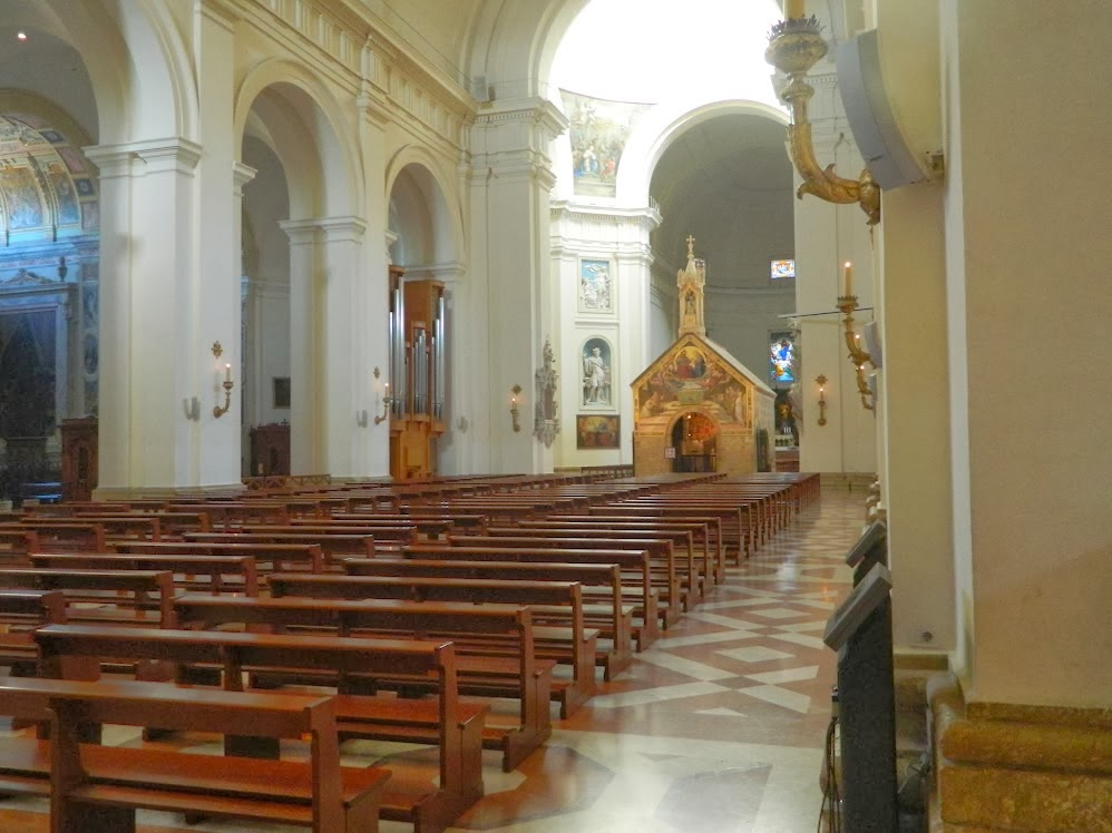 The Porziuncola of St. Francis