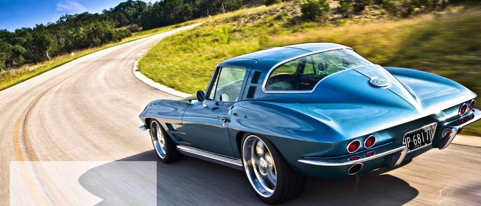 Corvette 1964 chevrolet corvette : 1964 CHEVROLET CORVETTE - Departure to a new world of AutoCar,Car ...
