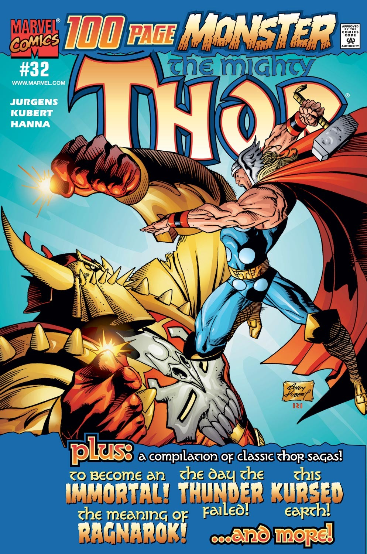 Thor (1998) Issue #32 #33 - English 1