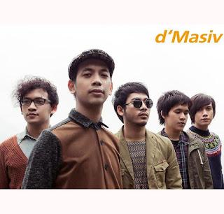 Kumpulan Lagu D'Masiv Terbaru dan Lengkap Full Album mp3