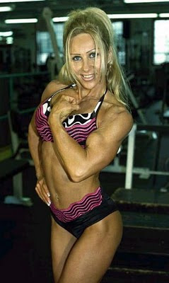 Gina Farnsworth - Bodybuilder, Personal Trainer and Fitness Model
