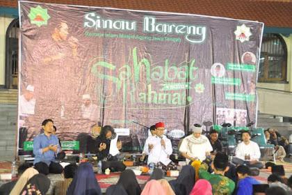 Ngaji Bareng Risma JT, Indonesia Perlu Dijaga Generasi Muda Agar Damai