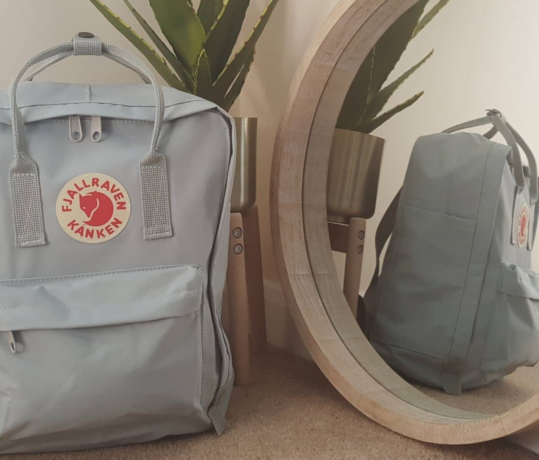 The Fjallraven Kanken - What's in my Changing Bag