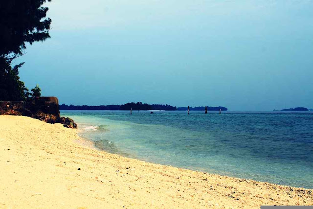 foto pulau bulat