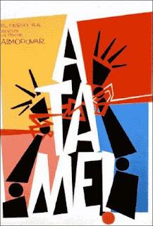 Átame! (1990) Comedia dramatica de Pedro Almodóvar