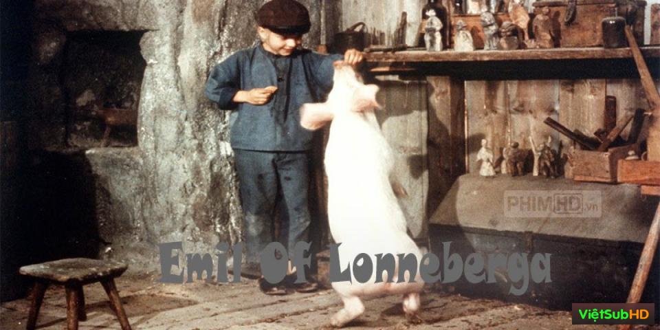 Phim Lại Thằng Nhóc Emil VietSub HD | Emil Of Lonneberga 1971