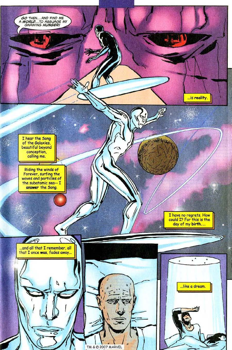 Read online Silver Surfer (1987) comic -  Issue #140 - 7