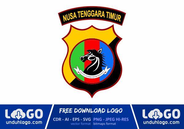 Logo Polda NTT