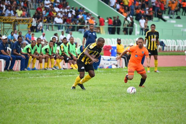 Cibao FC y Moca FC terminan iguales a un gol
