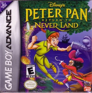Peter Pan: Return to Neverland cover