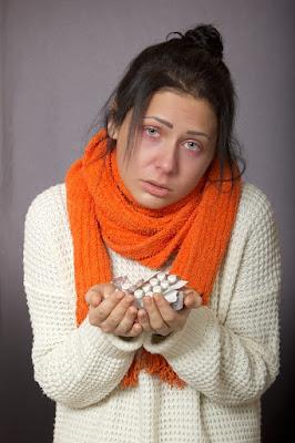 Ciri-ciri terserang Flu