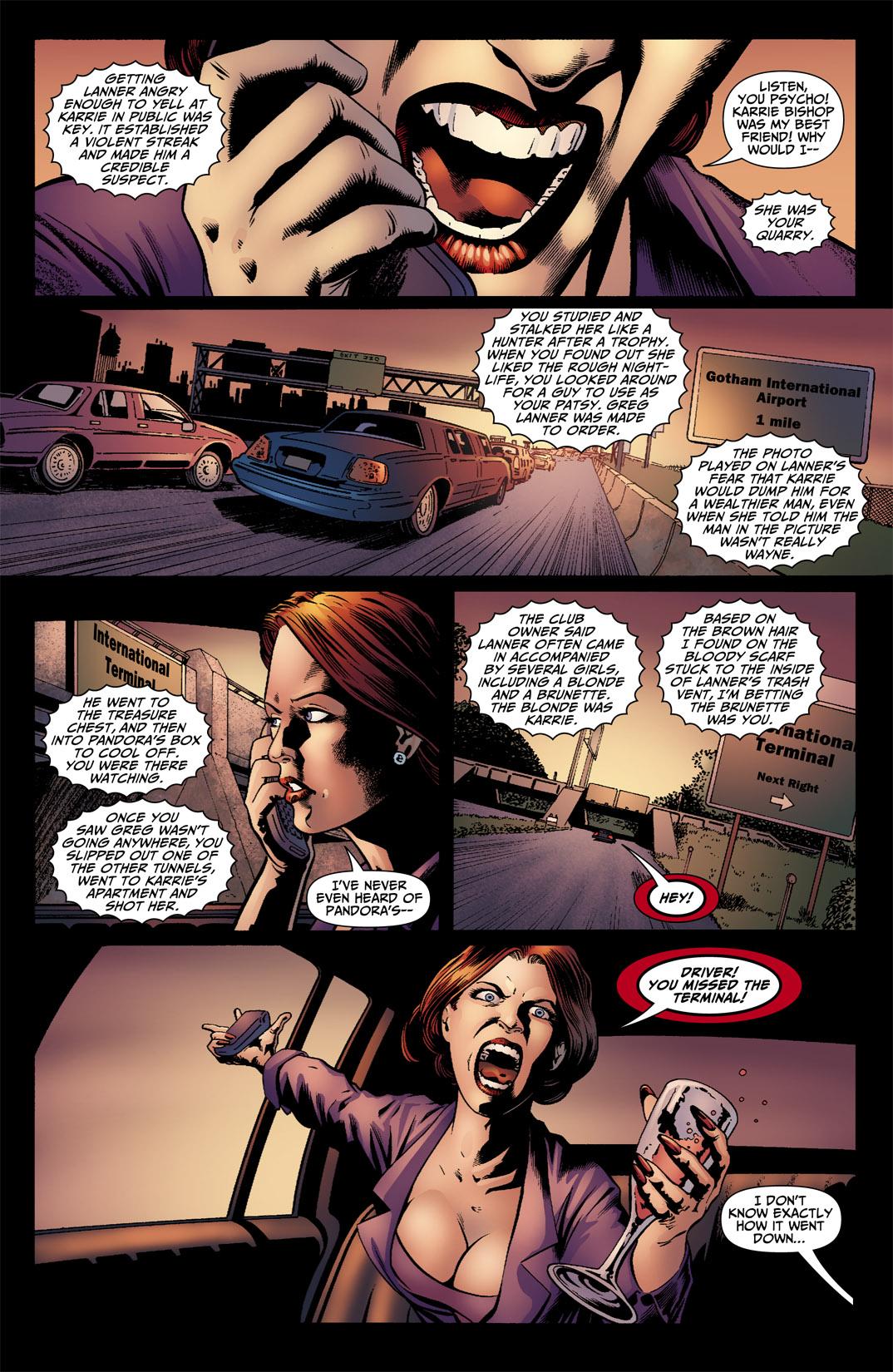 Detective Comics (1937) 822 Page 19