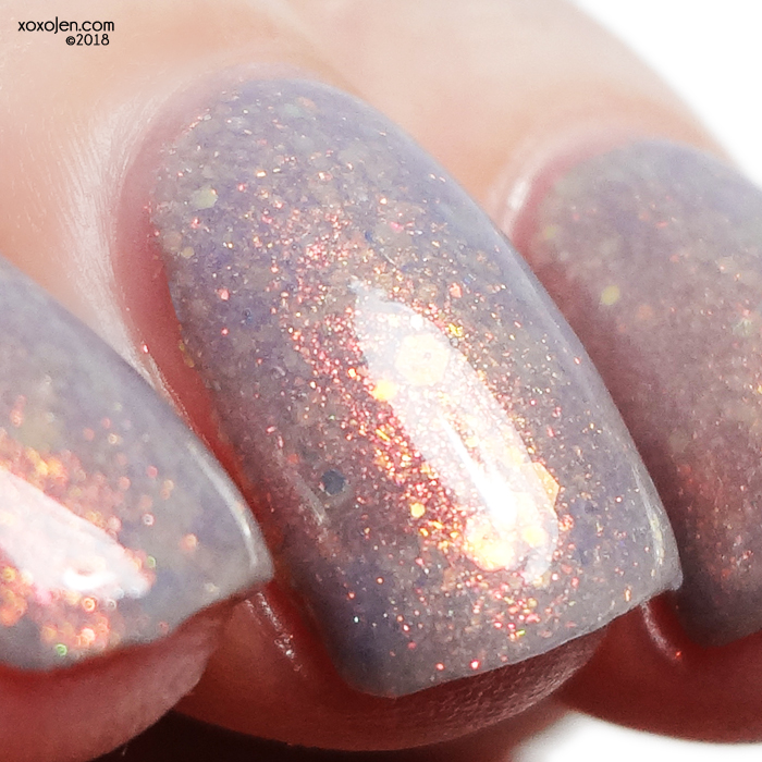 xoxoJen's swatch of Lollipop Posse Temperance