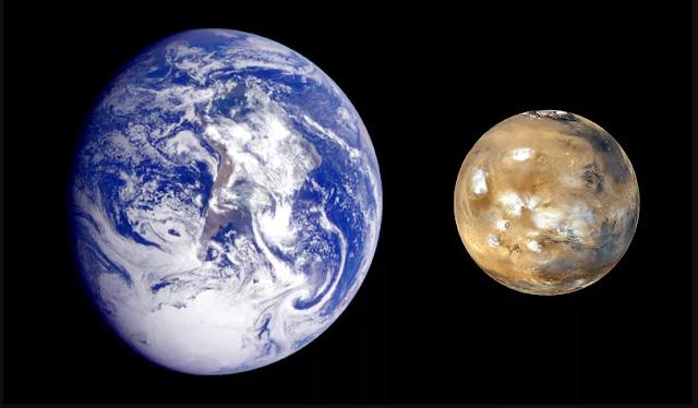 كوكب-المريخ