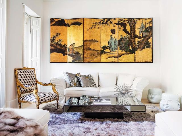 una vivienda extraordinaria con un interior elegante y muy chic chicanddeco