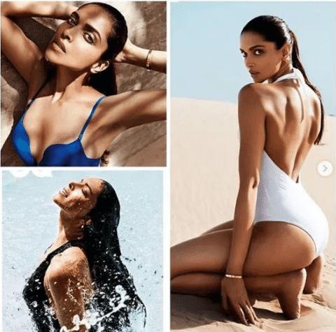 Deepika Hot Pictures 2018-  Deepika Photoshoot GQ Very Exotic