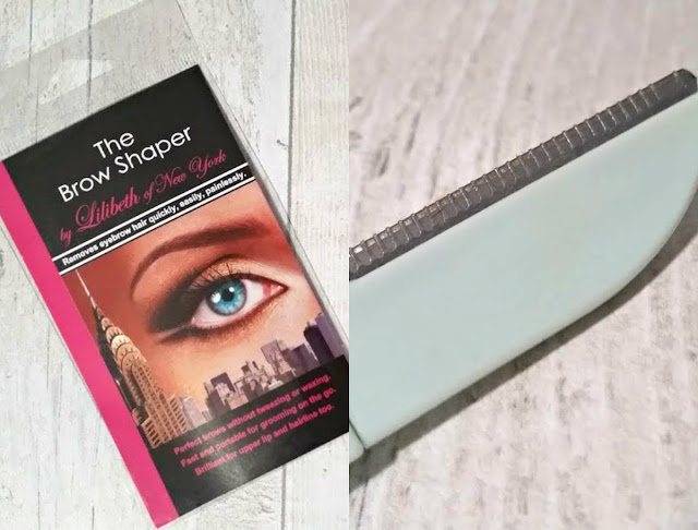 the brow shaper review