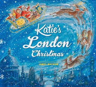 Katies London Christmas cover