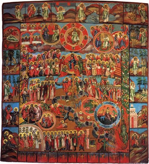 Στο βιβλίο του Ιώβ ό διάβολος εμφανίζεται να περιπλανιέται ήδη κάτω από τόν ουρανό καί να διατρέχει τόν αέρα μέ μεγάλη ταχύτητα, ικανοποιώντας σε κάθε ευκαιρία την αχόρταγη κακία του προς τό ανθρώπινο γένος.
