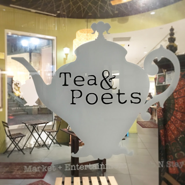 storefront, tea, poets, tea and poets, tea and poets storefront
