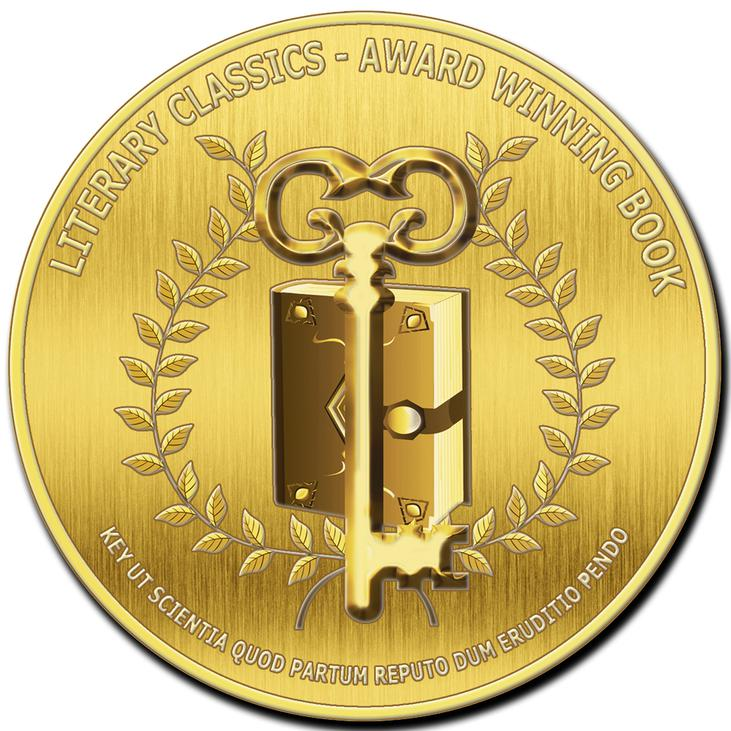 2 Gold Medal Children's Literary Classics Book Awards