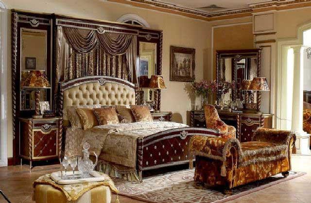 Bilik Tidur Moden Klasik Desainrumahid