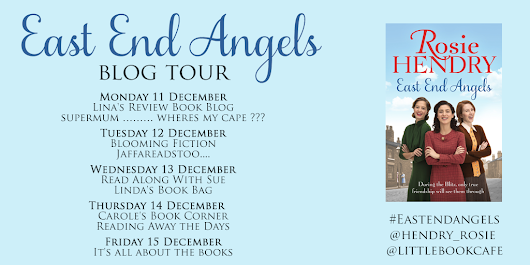 East End Angels Book Tour | Blooming Fiction