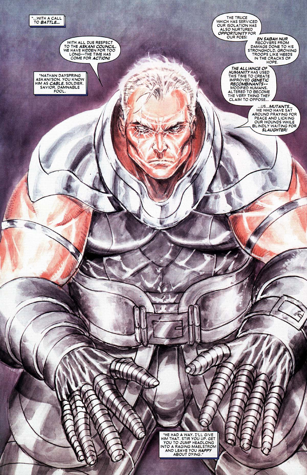Read online X-Force (2004) comic -  Issue #2 - 11