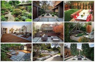 16 ไอเดียดีๆ สวนหลังบ้านสไตล์โมเดิร์น ความทันสมัยที่ลงตัวกับธรรมชาติ