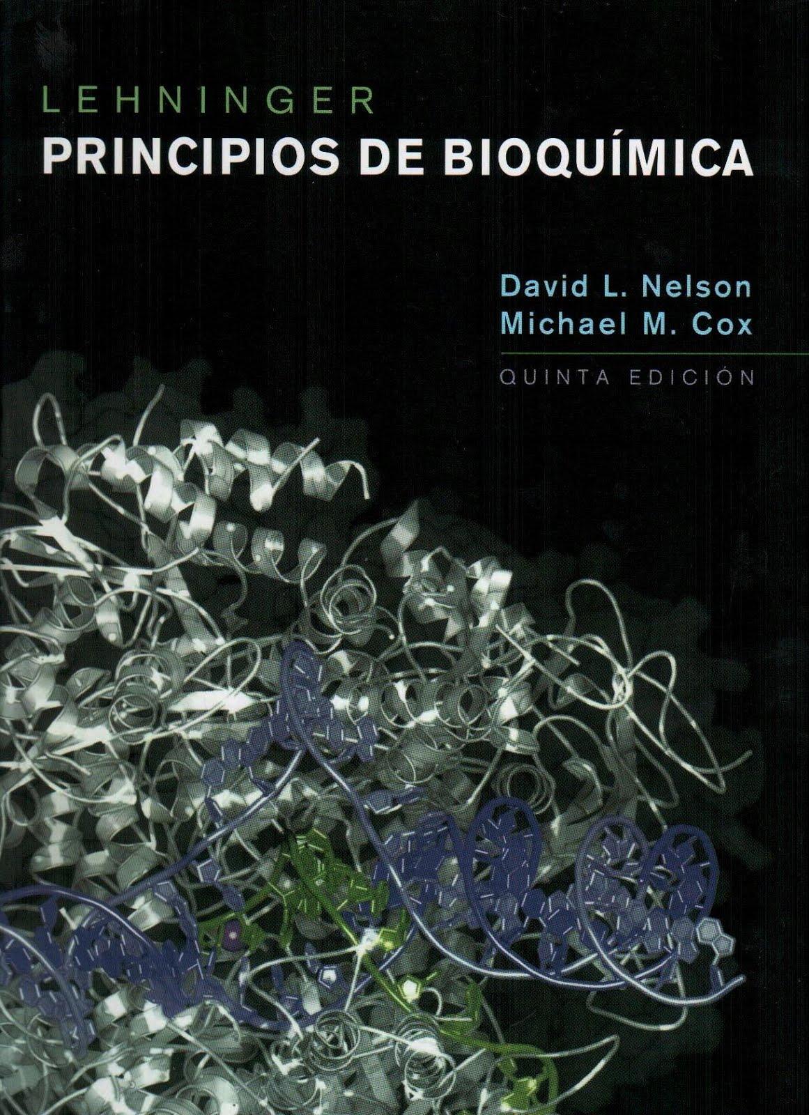 lehninger bioquímica pdf 7 edición descargar gratis