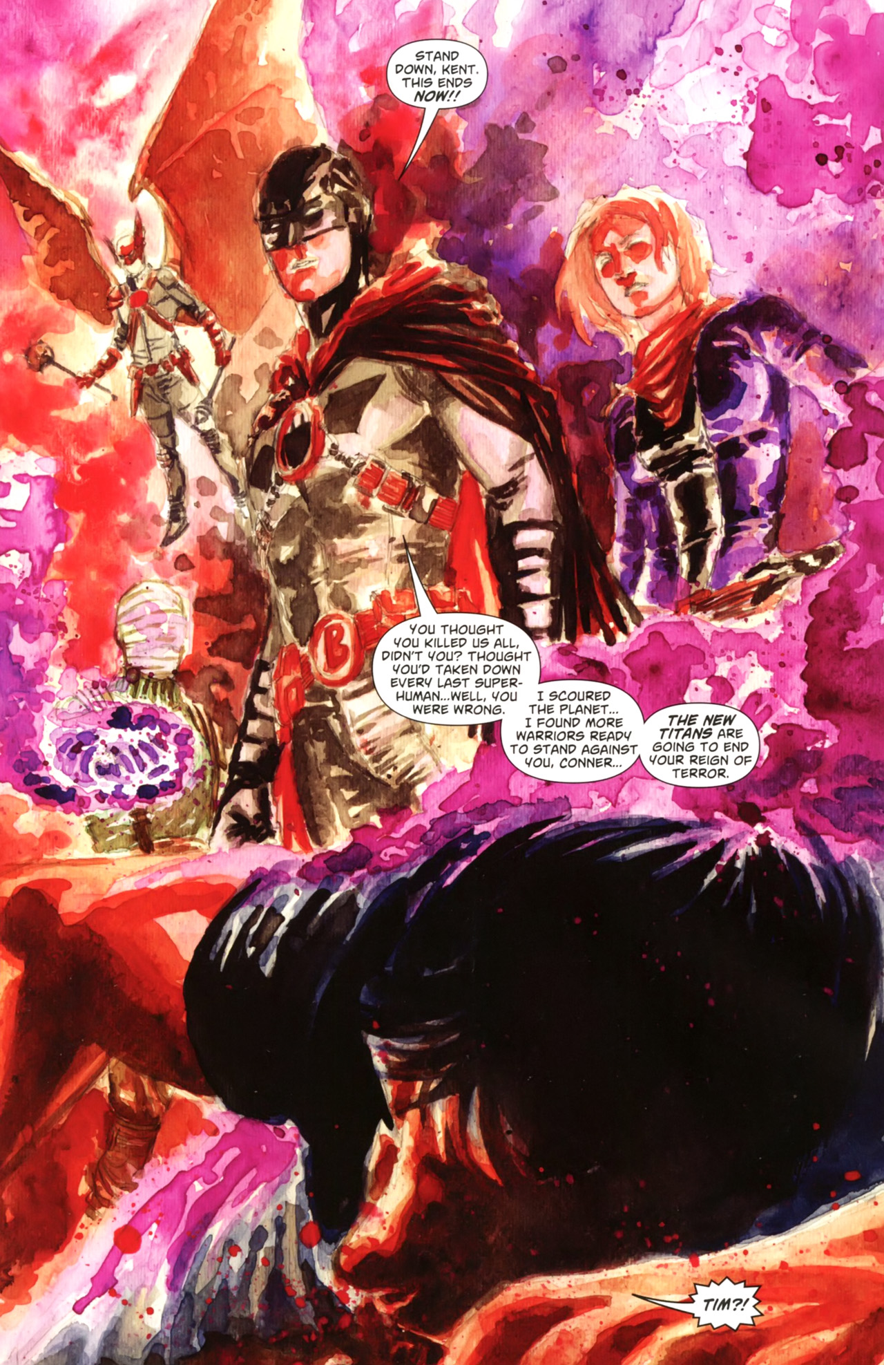 Superboy [I] Issue #7 #7 - English 10