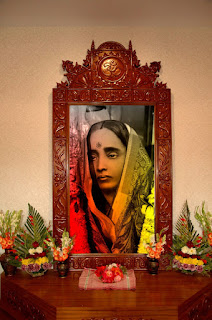 Sarada Devi wallpaper, photo art