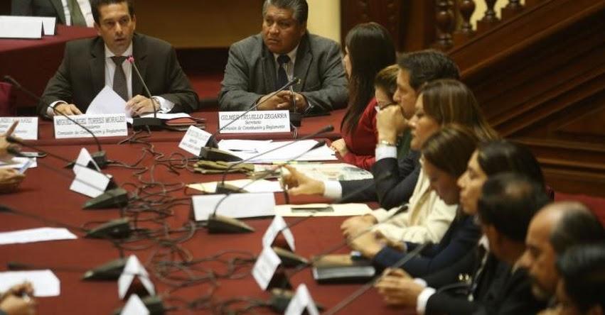 Congreso aprueba decretos legislativos dados por el Ejecutivo