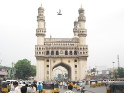 Salient features of Charminar