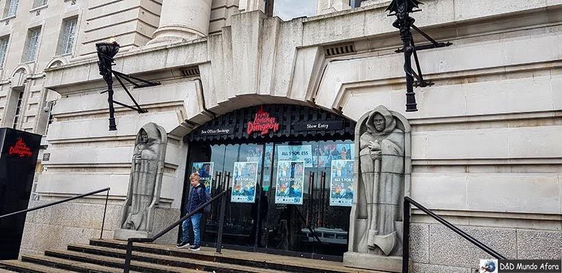 The London Dungeon - O que fazer em Londres: 48 atrações imperdíveis