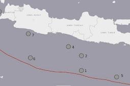 Data Singkat Gempa Besar Di Pulau Jawa