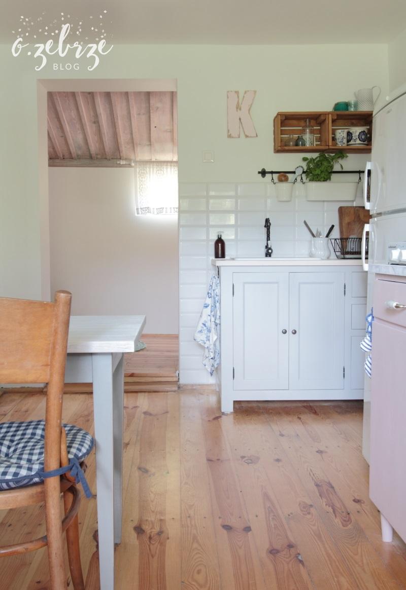 kuchnia w letnim domu