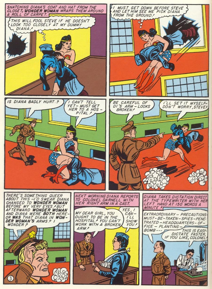 Read online Sensation (Mystery) Comics comic -  Issue #15 - 5
