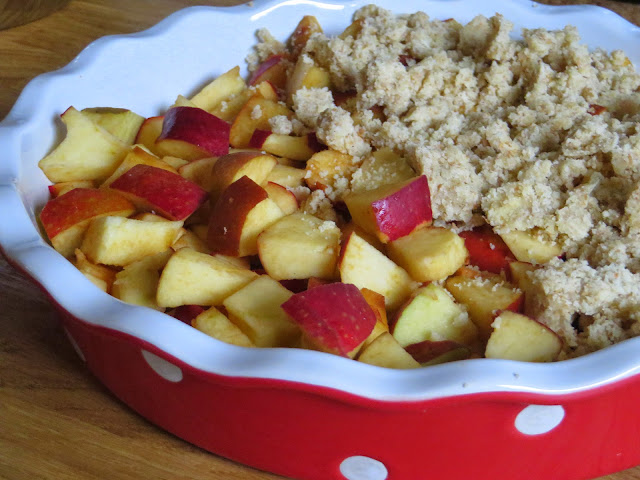 Apple- Crumble