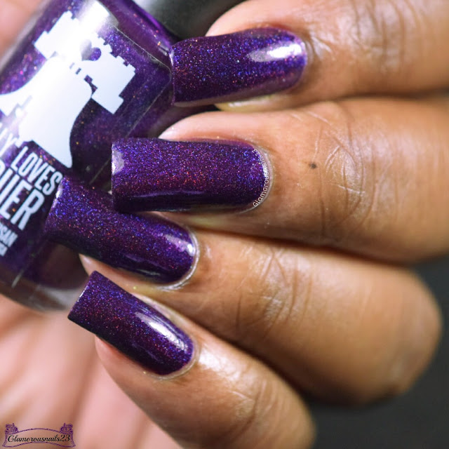 Philly Loves Lacquer Shy Violet