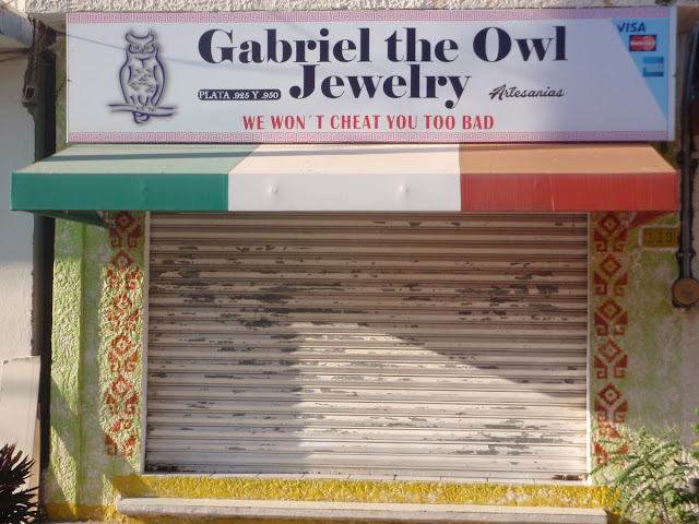 Gabriel is a wise owl indeed.