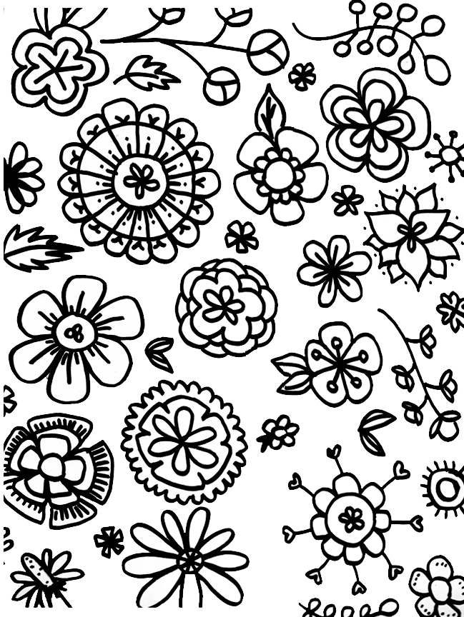 design coloring pages on mac - photo#11