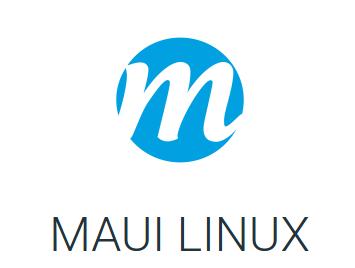 Maui Linux Logo