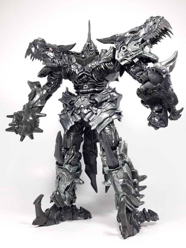 "รีวิวTRANSFORMERS STUDIO SERIES ""GRIMLOCK"""