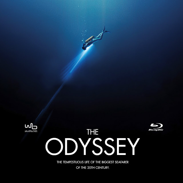 The Odyssey Bluray Label
