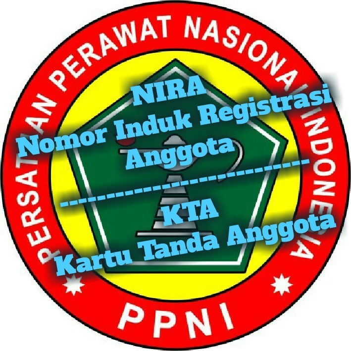 NIRA (Nomor Induk Registrasi Anggota) Perawat