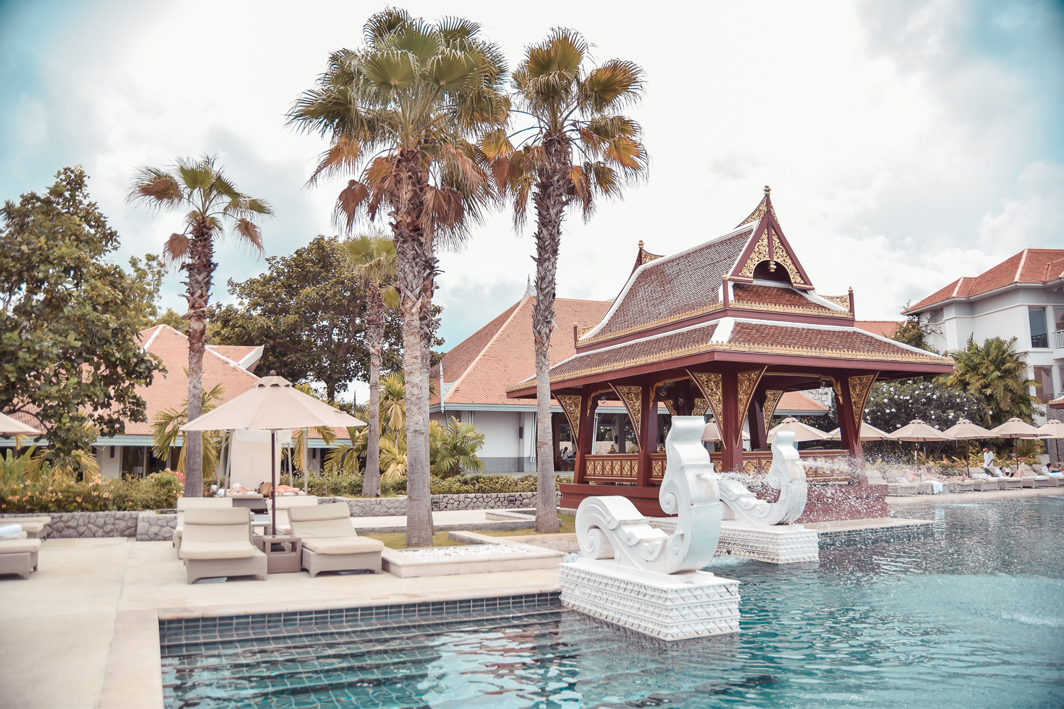 Balkongestaltung Mediterran Thailand Amatara Wellness Resort The Mandarine Girl Bloglovin